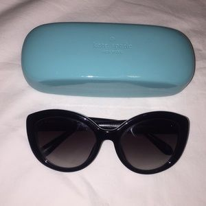 kate spade Accessories - Kate Spade Black Sunglasses